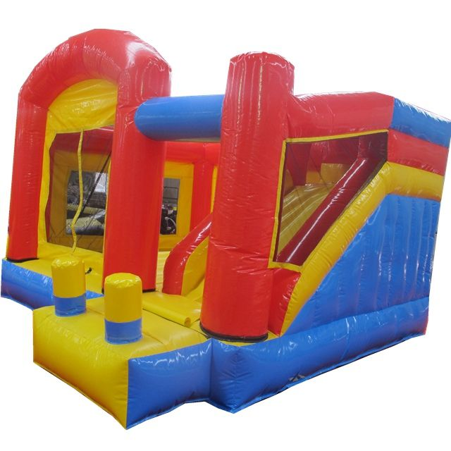 โรงงานราคา CE air bouncer inflatable trampoline ใช้ commercial bouncers