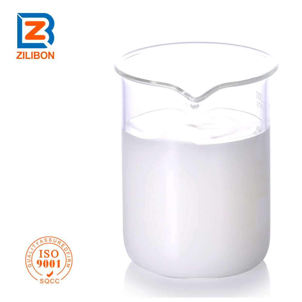 Environmental Protection Silicone Antifoam dongguan emulsion For Fertilizer Production