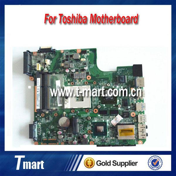 For Toshiba L740 L745 Motherboard DA0TE5MB6F0 A000093450 Intel CPU 100/% tested