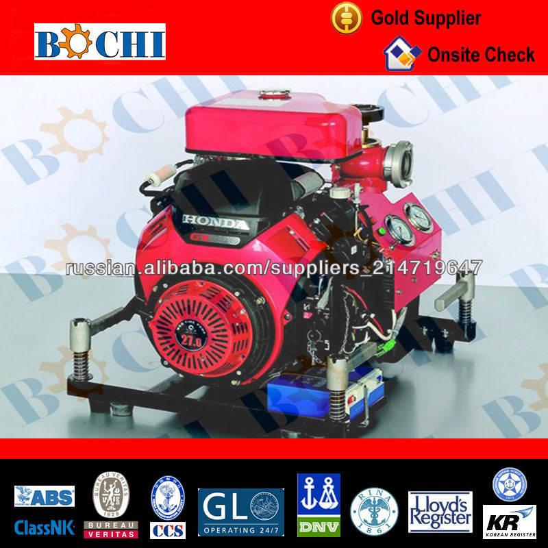 Приводной Gasolin двигателя пожарного насоса
