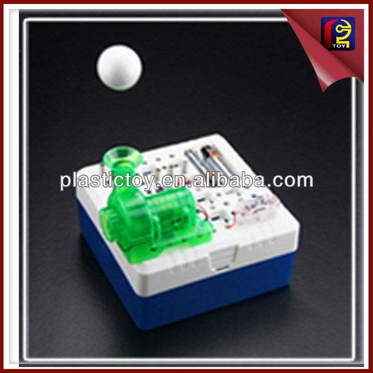 Diy магия воздушные плавающей мяч научно эксперимент IQH168793