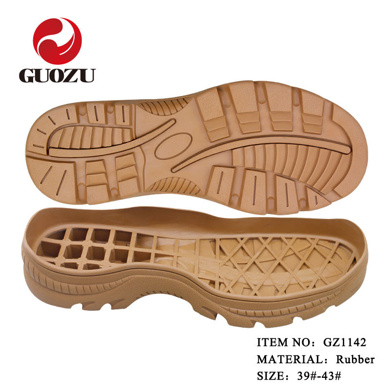 safty shoes sole working boots rubber outsole