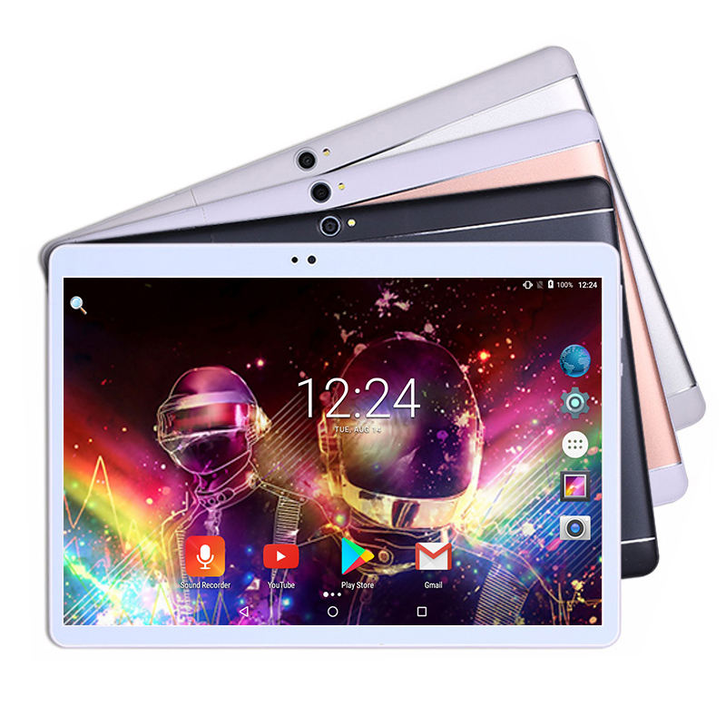 X20 Tablet 10 Zoll Tablet Smart Telefon 4GB RAM 64G Dual 4G SIM Android 7.0 OS 10,1 Zoll tablet