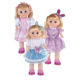 New arriving sound controlled Arabic speaking and walking baby doll for girls