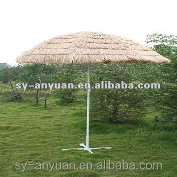 Hawaiian Beach Hut parasol paja paraguas sombrilla
