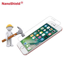 Mobile Phone Use Anti Shock Screen Protector Cover For iPhone 7 Nano Screen Protect Film
