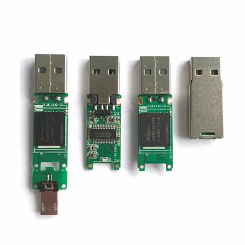 Fabriek Bulk Goedkope 1 gb 2 gb 4 gb 8 gb USB Flash Drive 16 gb 32 gb Naked USB chip 64 gb PCB USB