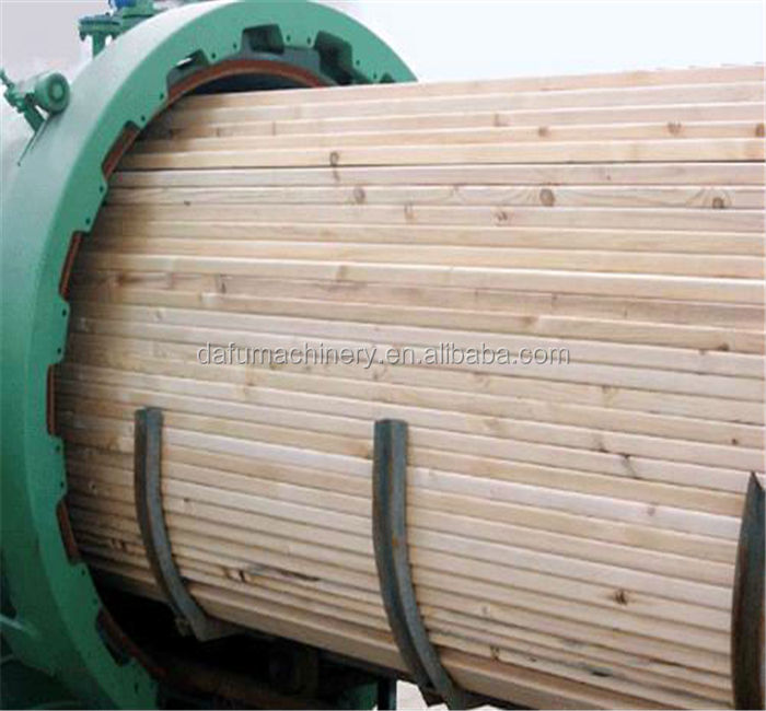 High quality anticorrosive wood processing autoclave for sale