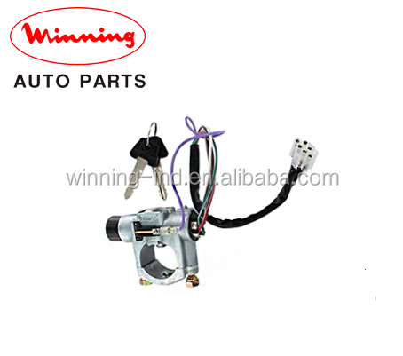 ignition starter switch parts steering wheel lock high quality