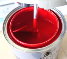 China Leading brand automotive metallic car  refinish paint