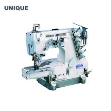 Cylinder-bed pegasus w600 t shirt cover stitch coverstitch interlock sewing machine