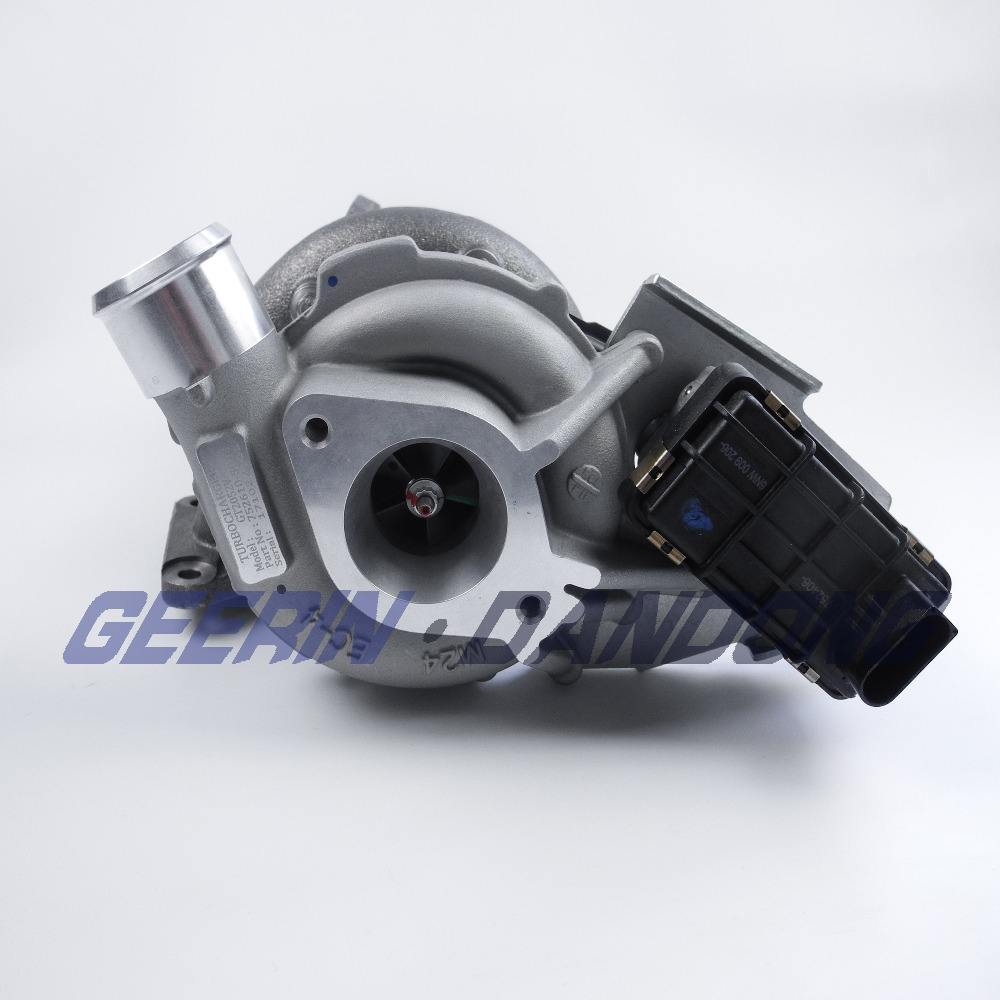 electric turbocharger GT2052V turbo 752610-5035S 752610-5032S 752610-0015 6C1Q6K682EH for turbocharger