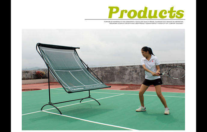 Tennis Net Home Tennis Training Net Rebounder From China