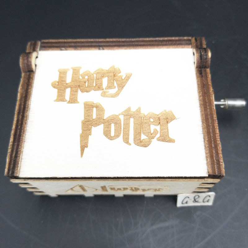 Custom Music Box Song Harry Potter Music Box