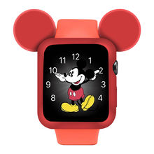 For Apple Watch Case,For Apple Watch Cover,Silicone Sport Smart Watch Case For Apple Watch Accessories 38mm 42mm 40mm 44mm