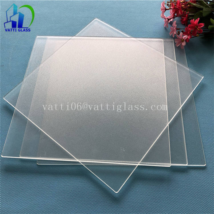 3.2mm Coating PV Sheet Solar Panel Glass Tempered Glass/ Raw Materials for Solar Panel