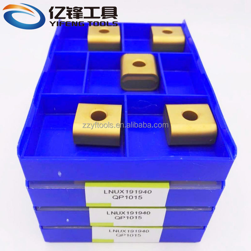 Railway Wheels Turning Tool Inserts