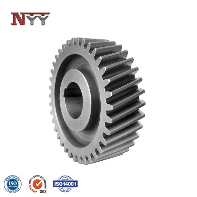 Transmission Gear Manufacture Heavy Casting Idler Transmission Gear