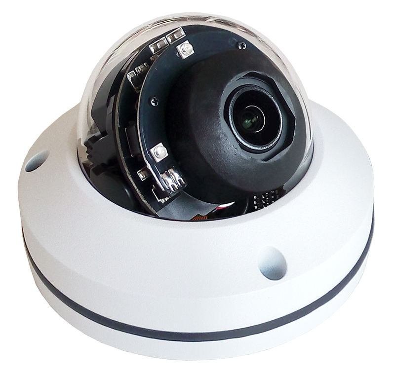 New Promotion 2 Inch 4 In 1 PTZ Dome Camera 1080P AHD Mini Dome PTZ Camera