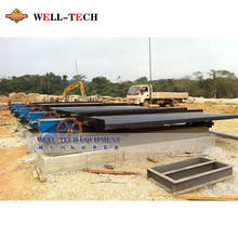 Gold seperation small vibrating fiberglass deck wet shaking table