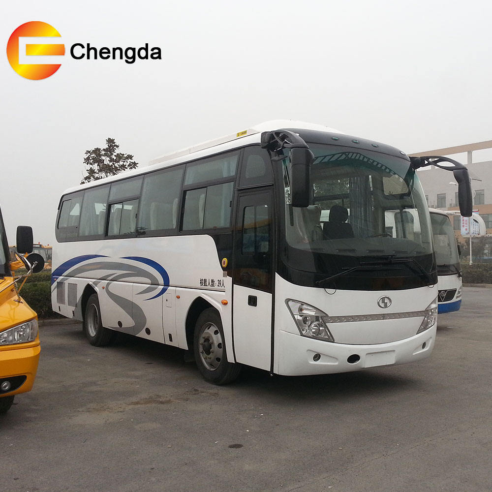 48 seats 60 Seater luxury Bus low price with front engine
