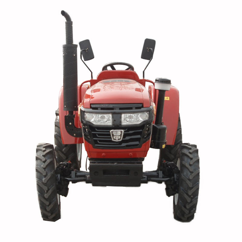 Factory supply best quality Hydraulic power steering farming tractor