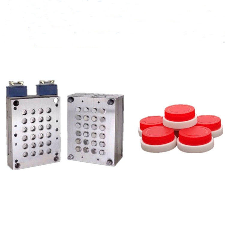 Plastic Bottle Cap Injection Mould