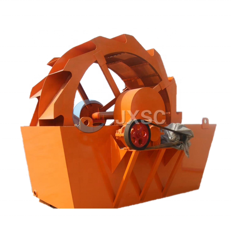 2020 Factory Hot sell Mining Construction Gravel Wheel Sand Washing Machine For Sale