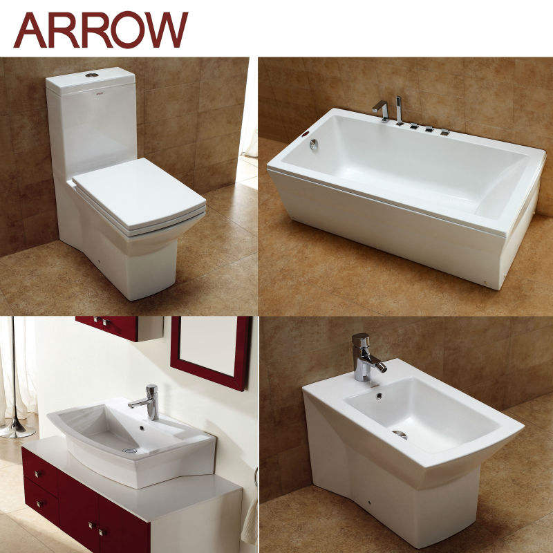 ARROW 2018 high class of hotel sanitary wares