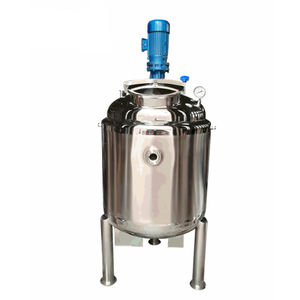 tri shaft mixing tank paint mixer machine with tank clamp high speed mixer