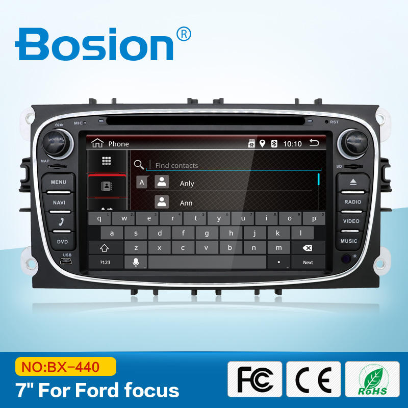 Doppel 2 din 7 Zoll Auto Stereo Video <span class=keywords><strong>CD</strong></span> <span class=keywords><strong>DVD</strong></span> Player SAT GPS Nav Radio für Ford Mondeo Tourneo Transit Connect s-max