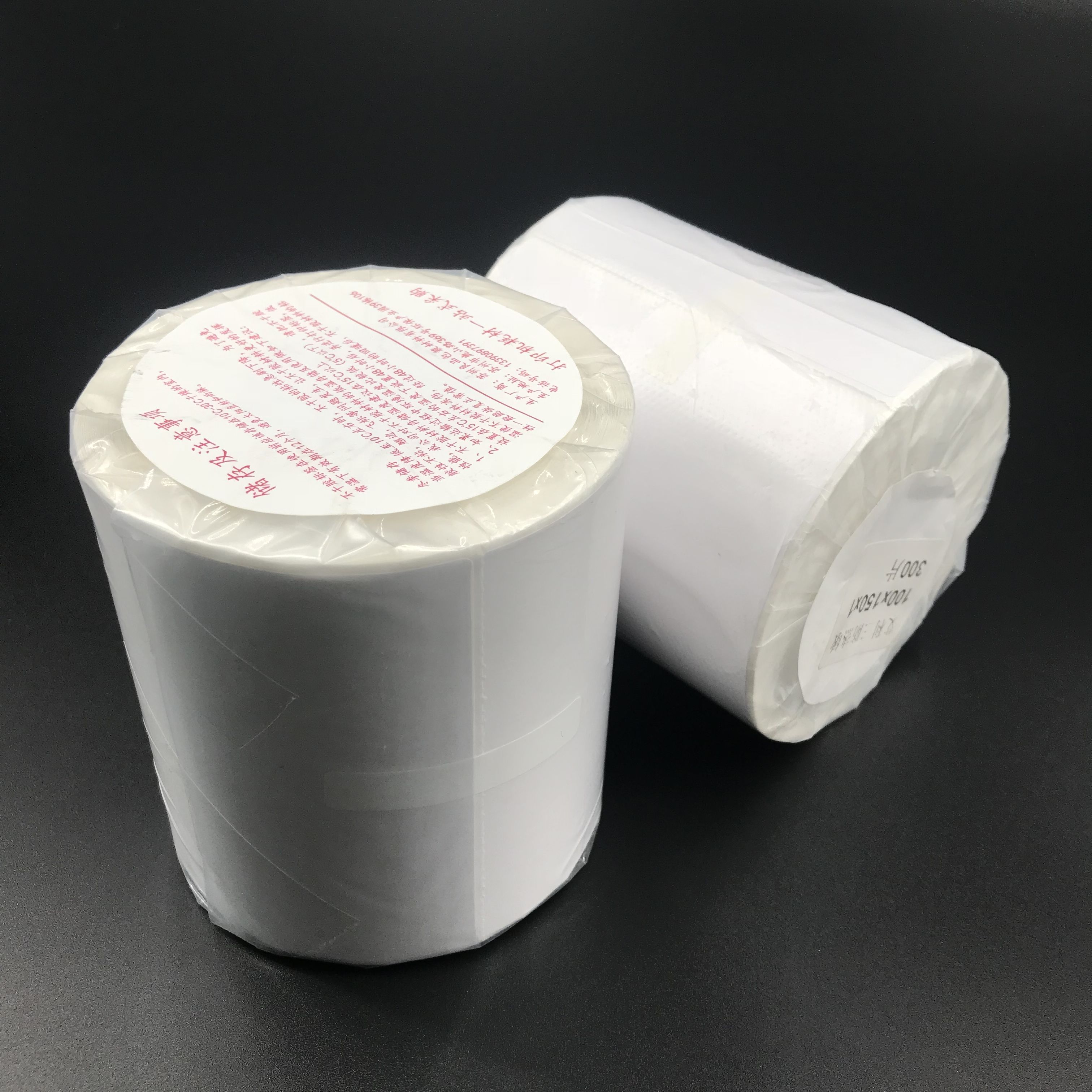 For Shipping Labels [ White Label ] White Label Roll Thermal Manufacturer Blank White 102*152 Cm Top Thermal Label Rolls