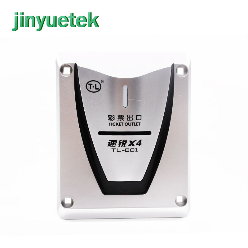JinYuetek tw-130b ch coin acceptor internet kiosk with printer coin acceptor