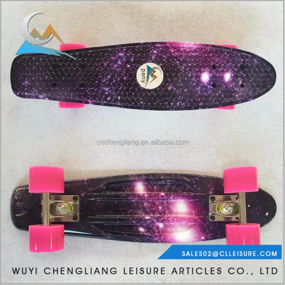 Quick delivery low MOQ mini skateboard