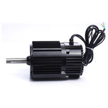 24 hours continuous running 3000rpm 48v 3HP permanent magnet dc motor