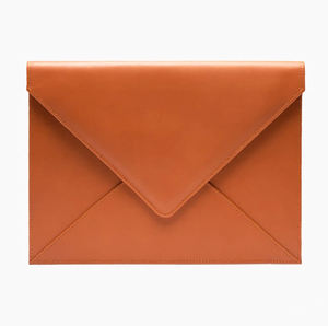 classic design leather portfolio folder / bag business man envelope portfolio
