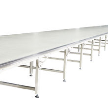 flatbed fabric cutting automatic textile cutting table