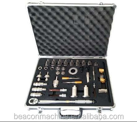 Full Set 35pcs Common Rail Injecrors Assembling and Disassembling Repair Tool Kits