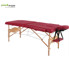 Cheap Salon Furniture Portable Wood Massage Table