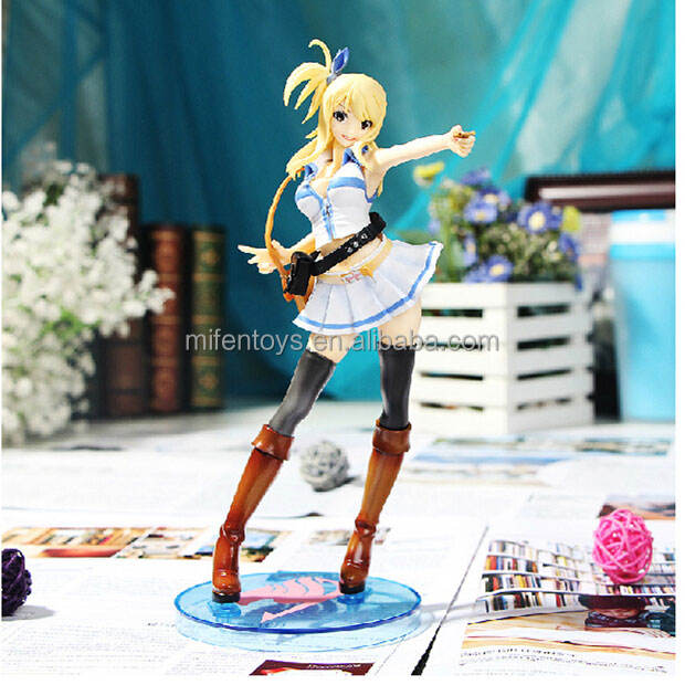 GoodSmile Bedrijf Anime Sprookje mooie Lucy Heartphilia 1/7 scale geverfd Action Figure Pop sexy Model Brinquedos