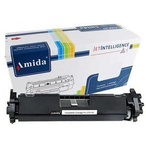 Amida China Manufacturer Compatible Printer Ink Cartridge Toner CF217A for Copier Machine