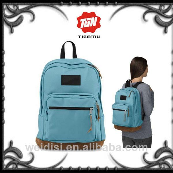 青少年のためのスクールバッグ15インチ中国卸売jansport2014年新しいデザインのバックパック
