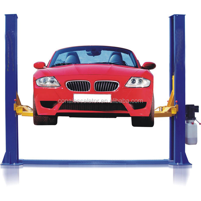 China Supplier 2 Post Hydraulic Car Parking Lift Car Lifter