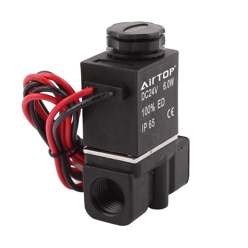 2P Series Two-Position Two-Way Solenoid Valve