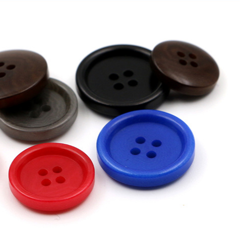 Dyed Black Or Blue Or Brown Corozo Tagua Buttons Factory Or Suppliers On Alibaba