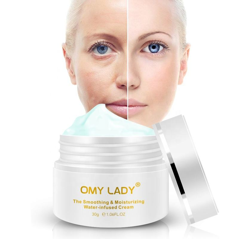 Herbal extract OMY LADY Hydrating private label face cream for glowing skin