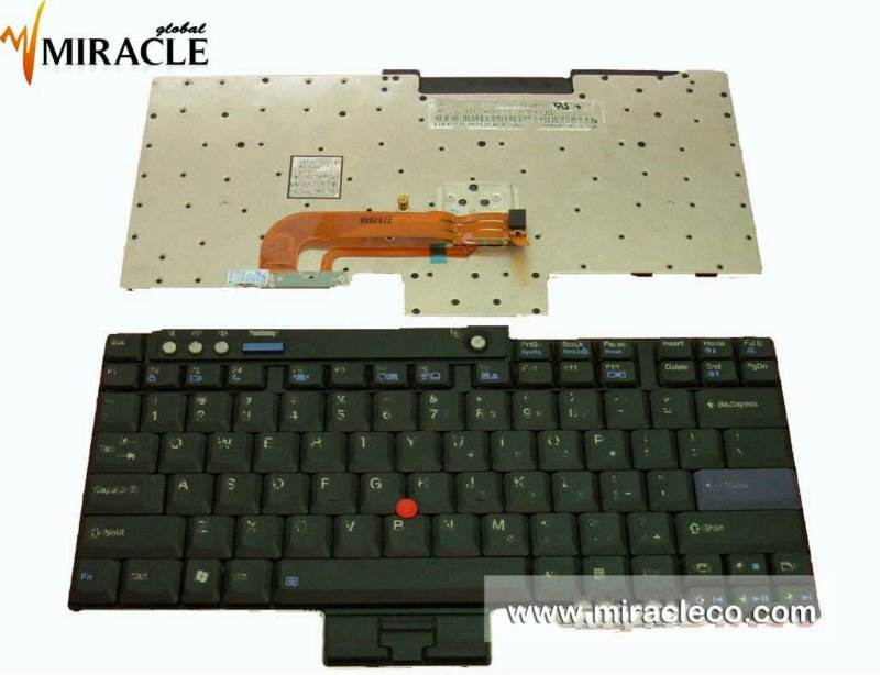 for Orig IBM Lenovo T61 T61P R61 R61i US T60 keyboard 42T3273 42T3241 42T3209
