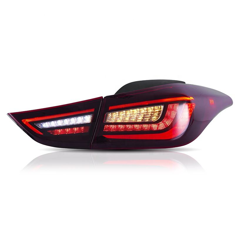 VLAND wholesales factory manufacturer sequential ELANTRA(AVANTE MD)2012 2013 2014 2015 2016 2017 Elantra 2018 tail light