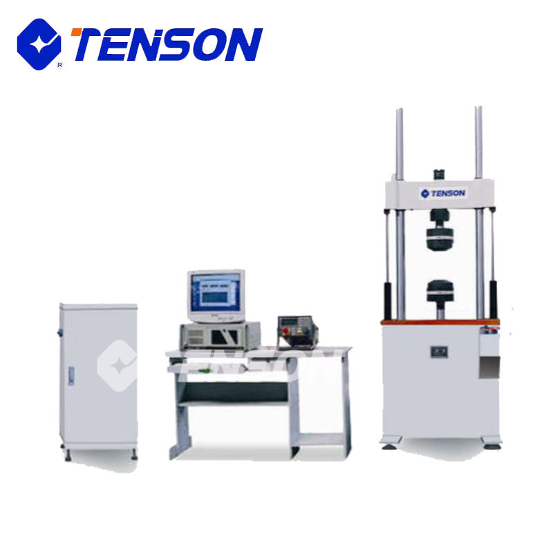 PWS Series Electro-hydraulic Tensile Fracture mechanics Universal Testing Machine