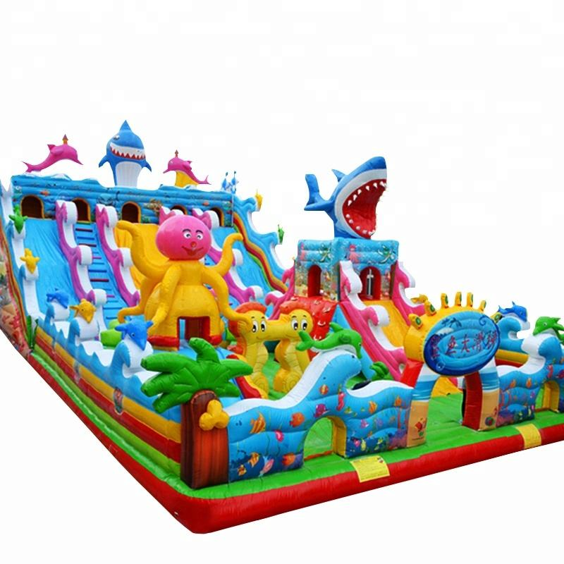inflatable bouncer inflatable castle slider,inflatable bouncy castle for sale